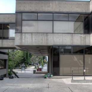 Morisset Hall of University of Ottawa
